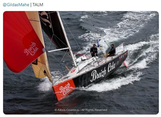 Gildas Mahe Breizh Cola _ Kyss Marine