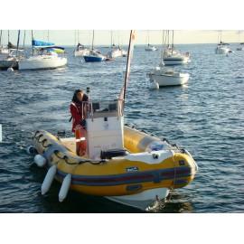 L'epicerie flottante de l'archipel des Glenan