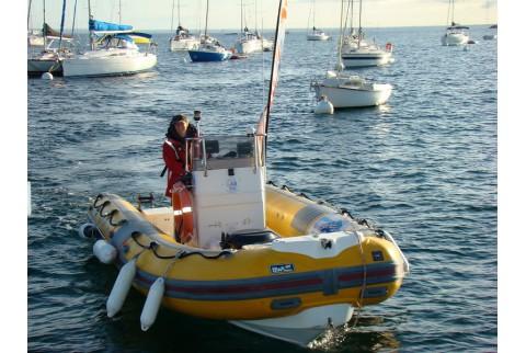 KYSS _ L'epicerie flottante de l'archipel des Glenan