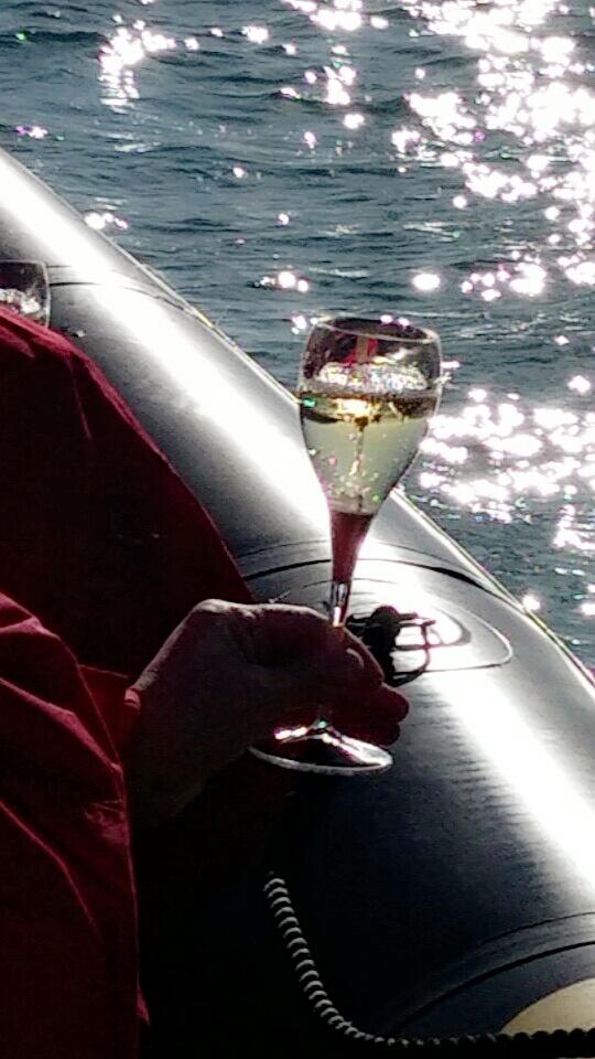 Départ Vendée Globe 2016 à bord de KYSS KYSS
