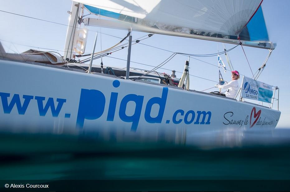 Solitaire Figaro Urgo _ Kyss Marine